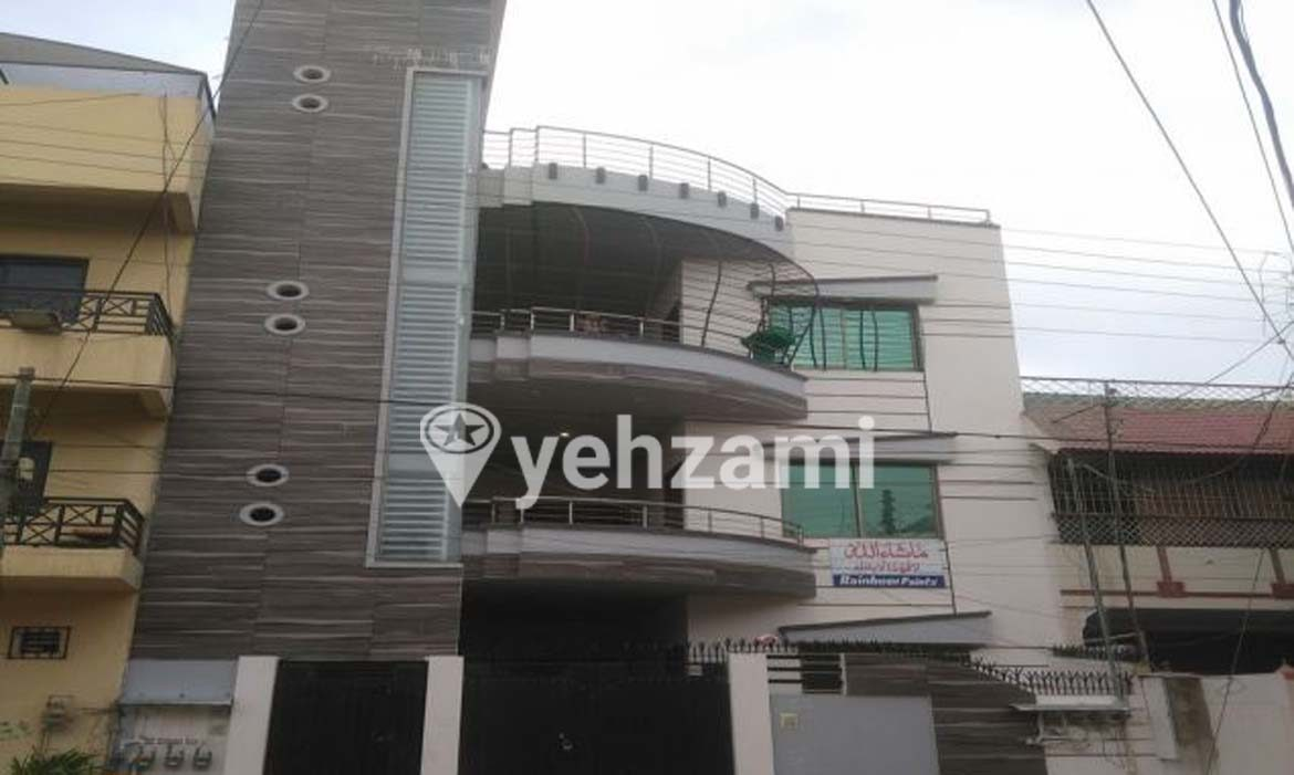 2000 Sq Ft Ground Floor Portion, Block H, North Nazimabad